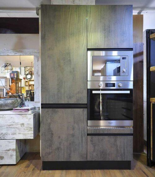 colonna forno e frigo