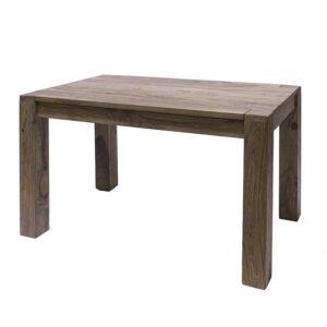 tavolo sheesham con prolunghe a scomparsa
