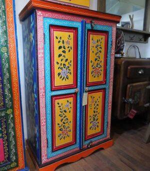 armadio basso tibetano