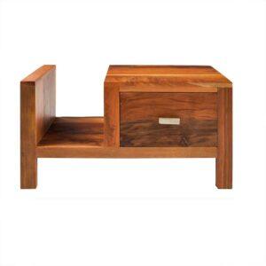 comodino amazzonia legno