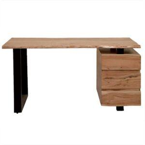 scrittoio flint legno massello