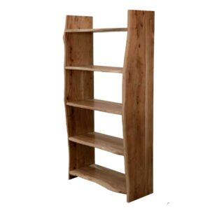libreria flint legno naturale