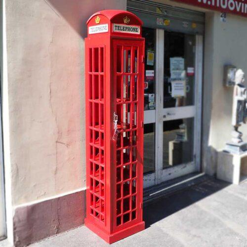 mobiletto cabina telefonica inghliterra