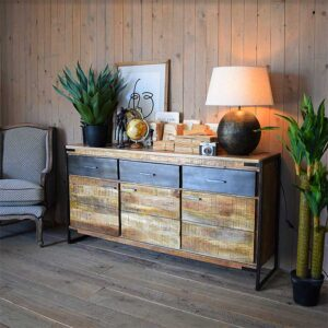 madia industrial chic