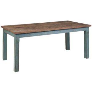tavolo fisso colorato