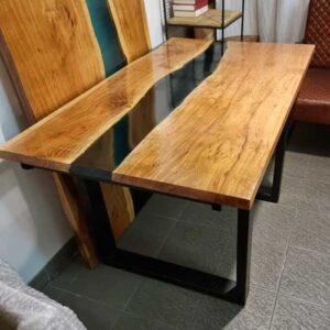 tavolo in resina allungabile