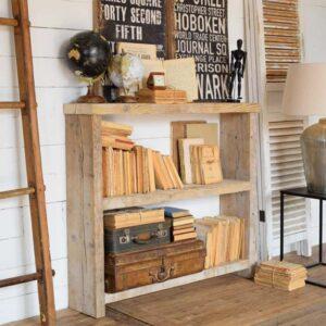 consolle legno da parete